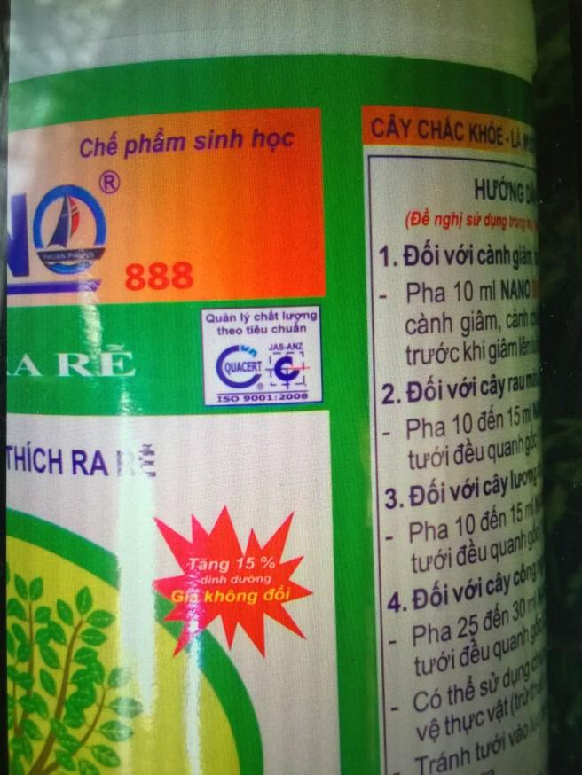 Cty Thuận Phong tự ý in nhãn chứng nhận chất lượng Quacert lên sản phẩm dù không được cấp
