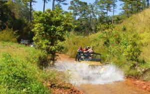Băng rừng lội suối