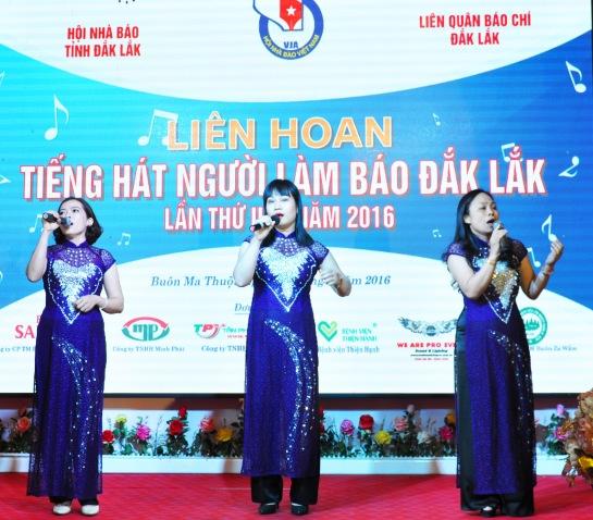 Tam ca Tạm biệt chim én của Sở TT&TT Đắk Lắk