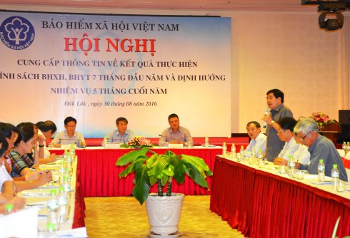 Ông Y Khút Niê đại biểu Quốc hội tán thành ý kiến của đại diện báo Tiền Phong