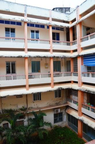 Bệnh viện đa khoa Đắk Lắk đã cũ kỹ