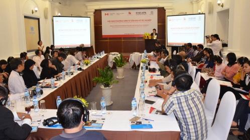 Hội nghị bảo vệ tác nghiệp báo chí