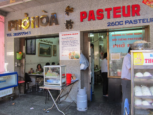 Image result for Pho Hoa Pasteur